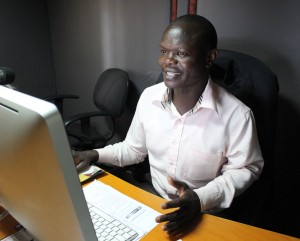 Bernard Ogoi - Radio Producer