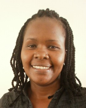 Venter Nkatha- August Member of the Month