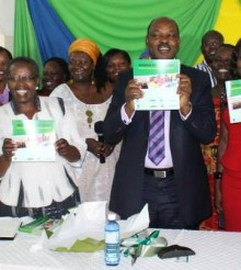 AMWIK 's Precious Gift to Kisumu Women MCAs