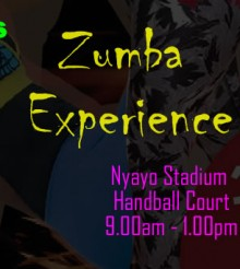 AMWIK Presents the Zumba Experience