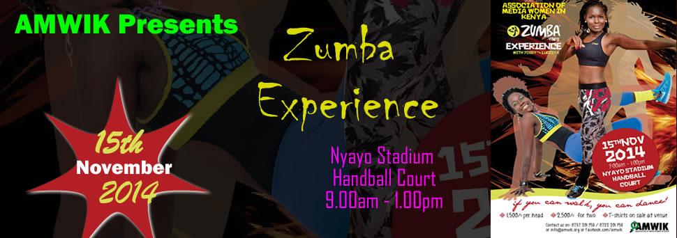 Zumba banner 2