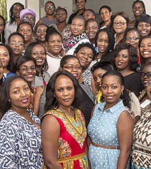 AMWIK Members  Join Women in the News Leadership Programme 2016