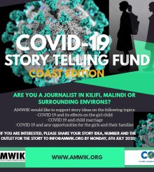 COVID 19 Story Telling: Coast Edition